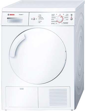 Bosch Classix Basic Condensor Dryer