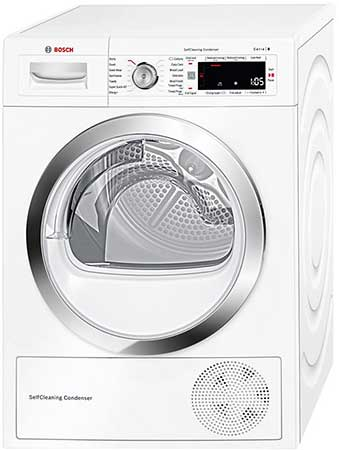Bosch Heat Pump Condenser Dryer