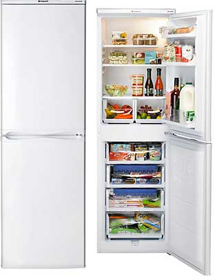 Hotpoint best budget fridge freezer
