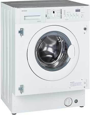 John Lewis Integrated washing machine