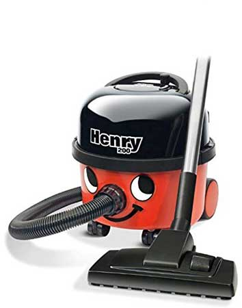 The Henry Vacuum Cleaner