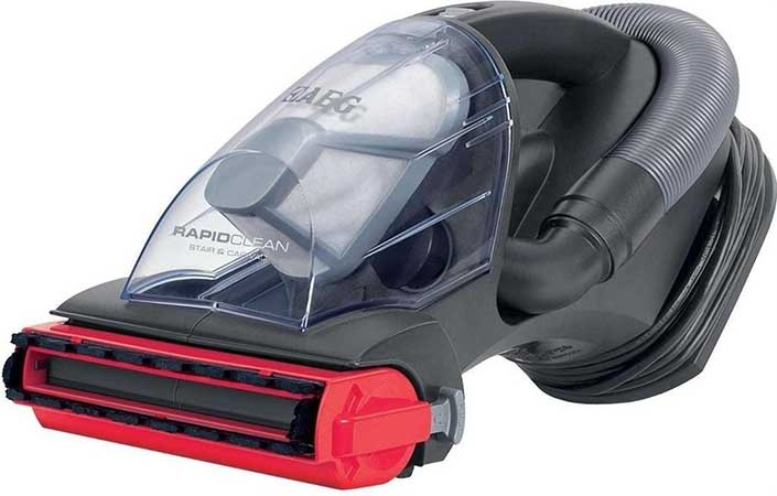 AEG ag71a handheld vacuum cleaner for carpet and stairs