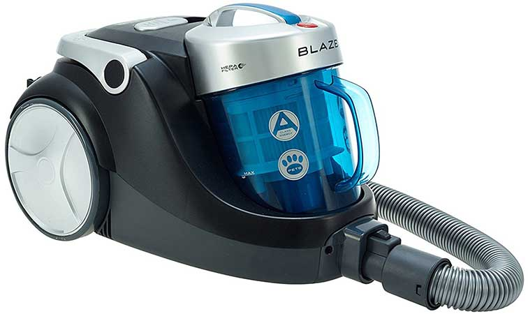 Hoover best cylinder vacuum for pet hair