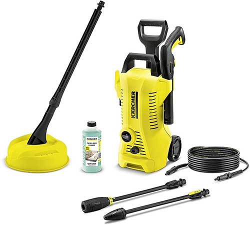 Karcher K2 Control Home Pressure Washer Review