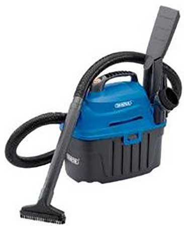 Draper Wet And Dry Vacuum Cleaner