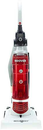 Hoover Smart Bagless Upright Vacuum Cleaenr