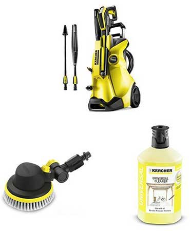 Karcher K4 Car Cleaning Pressure Washer