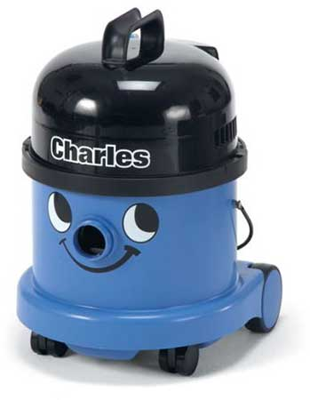 Numatic Charles Wet And Dry Vacuum