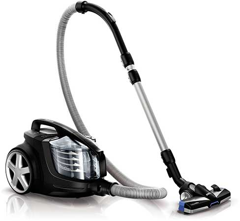 Philips Cylinder Vacuum For Carpet