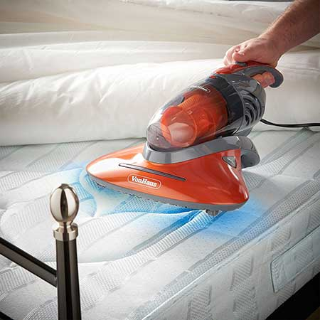 VonHaus UV mattress Vacuum