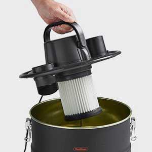 Ash Vacuum Hepa Filter