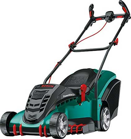 Bosch Rotak 430 Li Cordless Electric Mower Review
