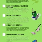 8 Quick And Easy Spring Cleaning Tips To Leave Your House Sparkling