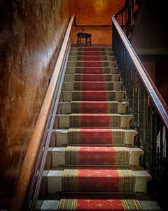 Vacuum the Stairs