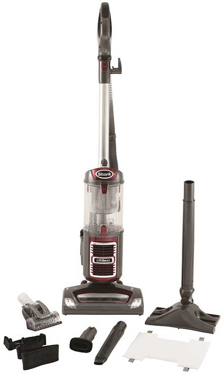 Shark NV340UKT Allergy Vacuum