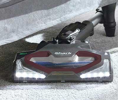 Shark Powered Lift-Away NV681UKT LED Lights