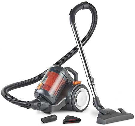Vonhaus Cylinder HEPA vacuum