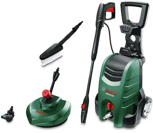 Bosch High Pressure Washer AQT 37 Review