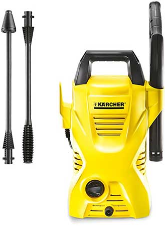 Karcher K2 Compact Pressure Washer Review