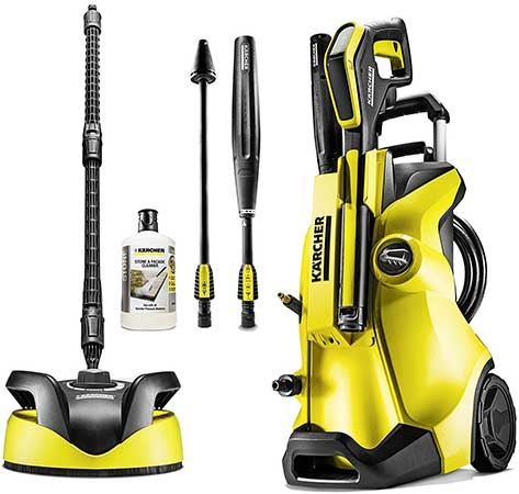 Karcher K4 Full Control Pressure Washer Review