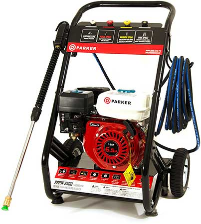 Parker Petrol Jet Washer Review