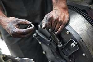 Petrol Pressure Washer Maintenance