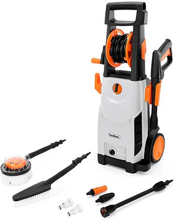 VonHaus 2200W Patio Pressure Washer