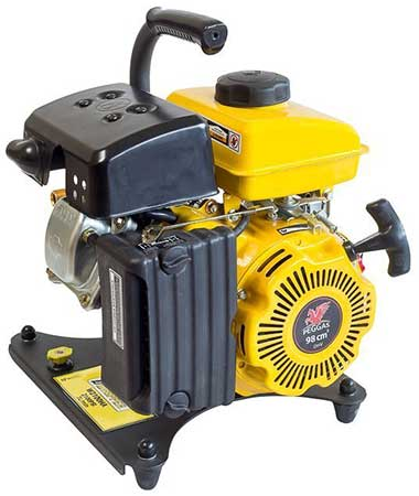 Wassper Car & Patio Petrol Pressure Washer