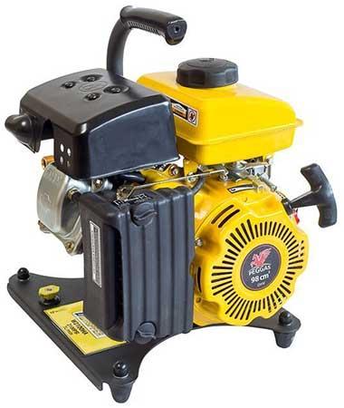 Wassper Car & Patio Petrol Pressure Washer