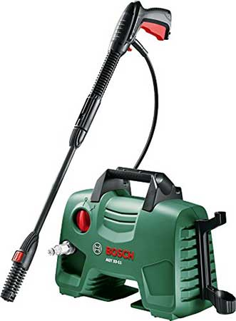 Bosch AQT-33-11 Pressure Washer Review