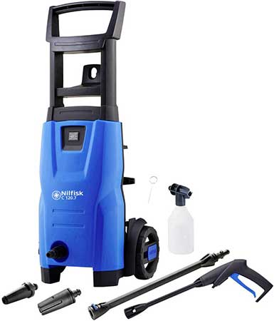 Nilfisk C-120 Car Pressure Washer