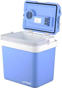 24L Electric Cool Box Cooler For Home and Car