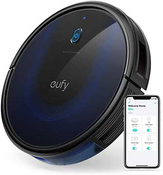 Eufy RoboVac W  Fi ConnectedRobot Vacuum Cleaner
