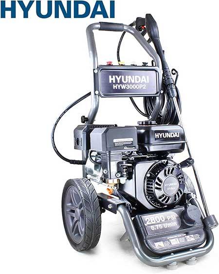 Hyundai HYW3000P2 210cc Petrol Pressure Washer