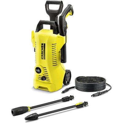 Kärcher K2 Full Control Pressure Washer with Car & Bike Cleaning Kit