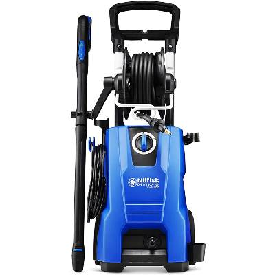 Nilfisk D 140 bar Pressure Washer with PowerGrip control