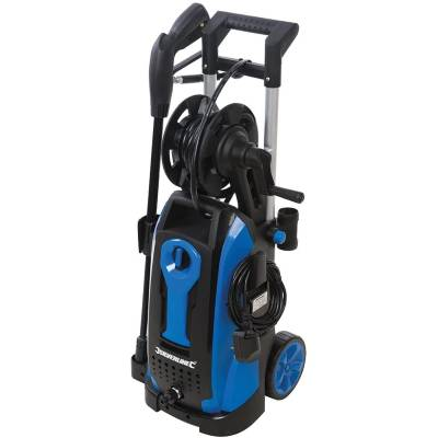Silverline 943676 165bar High Pressure Washer 2100W