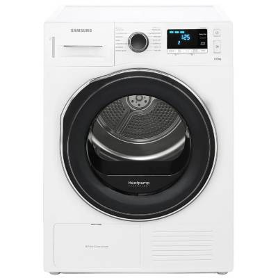 Samsung DV80K6010CW 8Kg Heat Pump Tumble Dryer