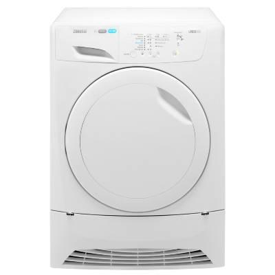 Zanussi Lindo300 ZDC8202PZ 8Kg Condenser Tumble Dryer