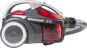 Hoover Whirlwind Bagless Cylinder Vacuum Cleaner