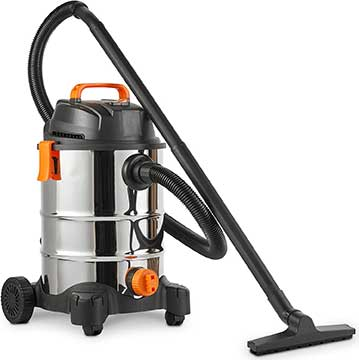 VonHaus Wet Dry Vacuum Cleaner for Indoor or Outdoor Use