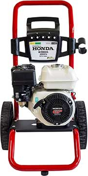 Honda 2900 PSI 196cc Petrol Engine Powered High-Pressure Portable Jet Sprayer