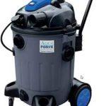 Aqua Fort Vacuum Cleaner XL Pond Vacuum Cleaner Black Blue