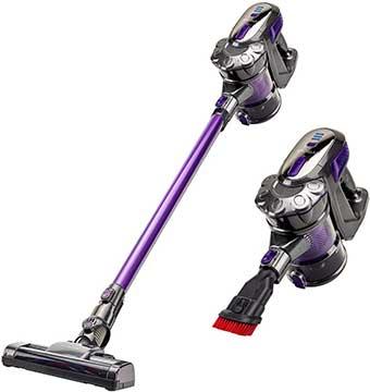 VYTRONIX Lightweight Lithium 3 in 1 Cordless Upright Handheld Stick HEPA Vacuum Cleaner