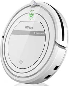 Aiibot Robot Vacuum Cleaner with Strong Suction