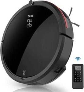 Deik Self Charging Robot Vacuum Cleaner