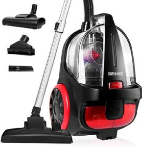 Duronic Bagless Cylinder Vacuum Cleaner