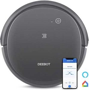 Ecovacs Robot Vacuum Self Charging Robotic Vacuum Cleaner