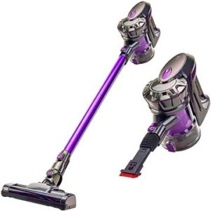 VYTRONIX 22.2v Lithium 3 in 1 Cordless Vacuum Cleaner Upright