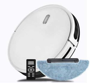 Venga Robot Vacuum Cleaner 3 in 1 sweep, vacuum and mop